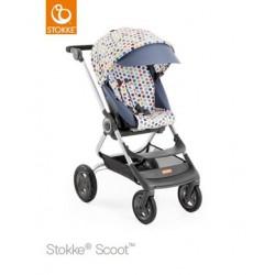 STOKKE Scoot Style kit retro dots