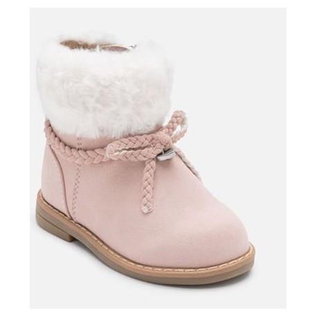 MAYORAL Topánky Cuello Pelo rosa