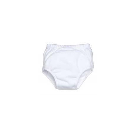 BAMBINO MIO Učiace plienkové nohavičky biele 11-13kg