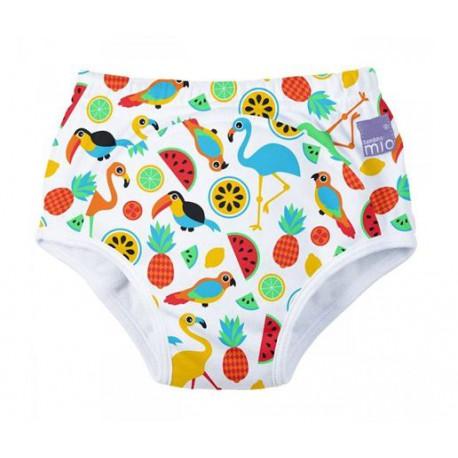 BAMBINO MIO Učiace plienkové nohavičky tropical island 11-13kg