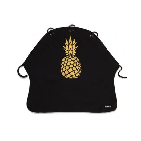 KURTIS Slnečná clona Pineapple Golden Black
