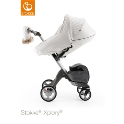 STOKKE Zimný set winter kit pearl white