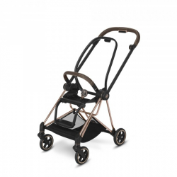 CYBEX Mios + Sedadlo new Rose Gold