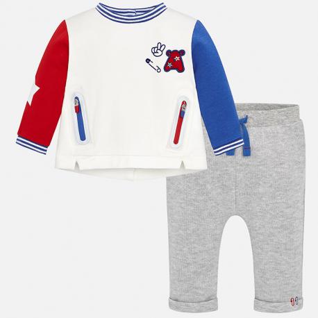 8908765a0d24 MAYORAL Set nohavice + tričko Plata vig - BabyMarket