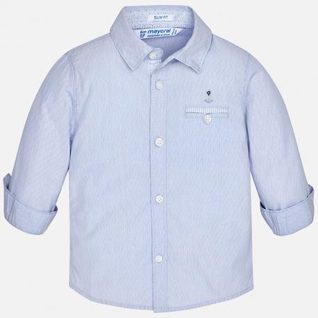 MAYORAL Košeľa svetlomodrá