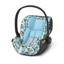 CYBEX Cloud Z i-size Jeremy Scott CHERUB BLUE