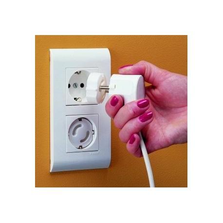 CLIPPASAFE Kryt elektrických zásuviek 6 ks