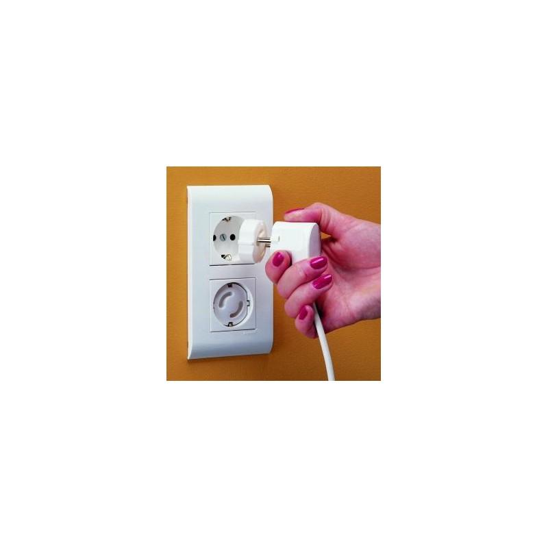 350a147a7b72 CLIPPASAFE Kryt elektrických zásuviek 6 ks - BabyMarket