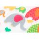 FILLIKID Podbradník s rukávmi Elefant orange 2ks