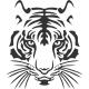 KURTIS Slnečná Clona Tiger