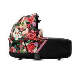 CYBEX Hlboká Vanička Priam Lux Spring Blossom Dark
