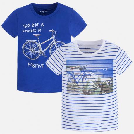 MAYORAL Set tričiek This Bike Is powered, 2ks