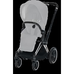 CYBEX E-Priam Chrome/Black+sedadlo, podvozok