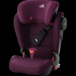 ROMER-BRITAX Kidfix III S autosedačka burgundy red
