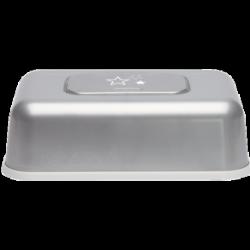 BÉBÉ JOU Box na čistiace obrúsky silver star