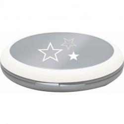 BÉBÉ JOU Manikúra silver star