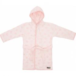 BÉBÉ JOU Župan be fabulous blush pink