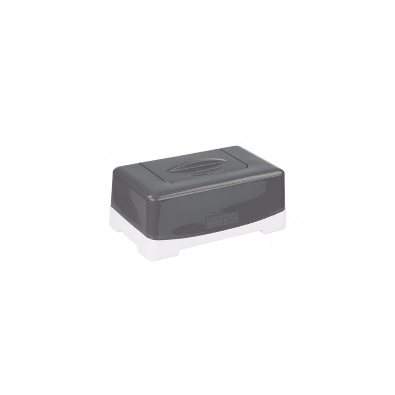 LUMA Box na vlhčené obrúsky dark grey