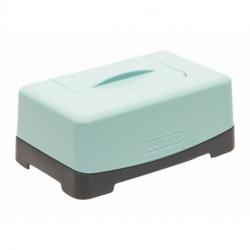 LUMA Box na vlhčené obrúsky silt green