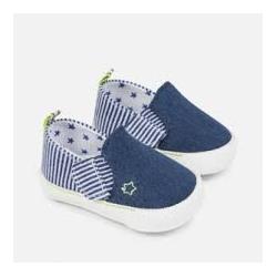 MAYORAL Topánky modro-biele