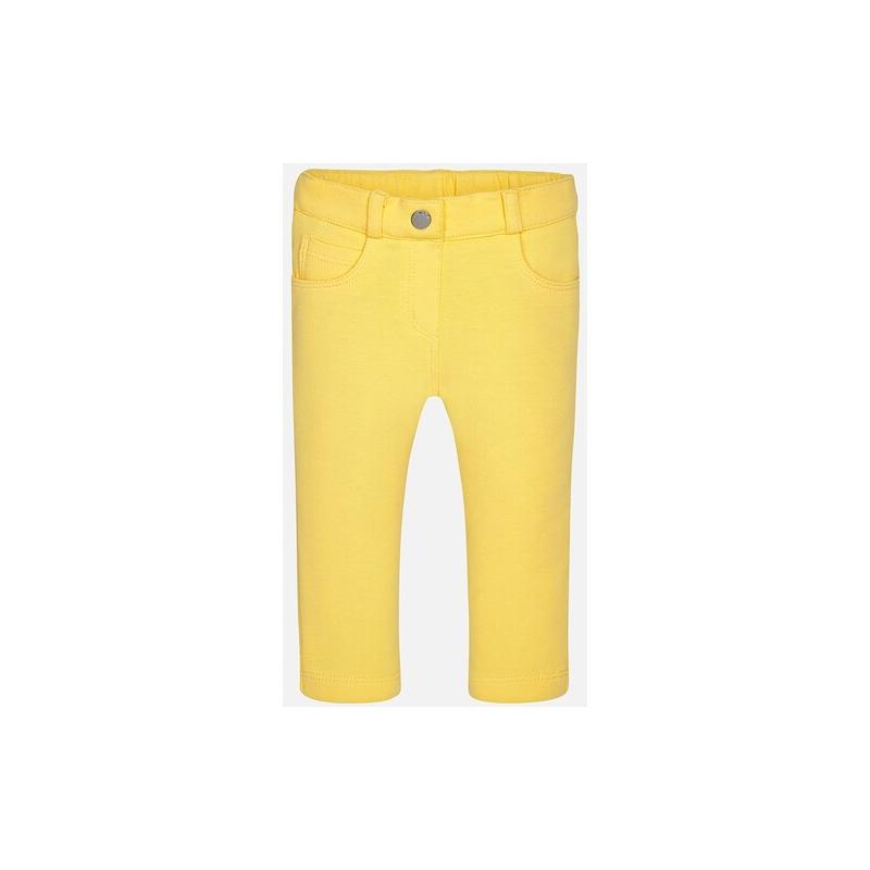 MAYORAL Tepláky žlté