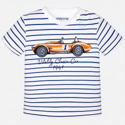 MAYORAL Tričko Vitaliti classic car č. 74