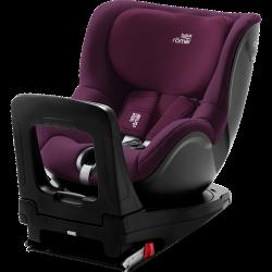 BRITAX-ROMER Dualfix M i-size autosedačka burgundy red