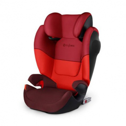 Cybex Autosedačka Solution M-Fix SL rumba red