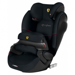 Cybex PALLAS M-FIX SL New Ferrari victory black