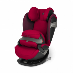 Cybex Pallas S-Fix Ferrari New racing red