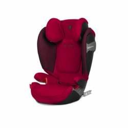 Cybex SOLUTION S-FIX Ferrari New racing red