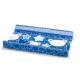 PALI Prebaľovacia Podložka mäkká 2-stranná blue