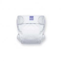 BAMBINO MIO Plienkové nohavičky MIO SOFT biele, bavlnené veľ. 2