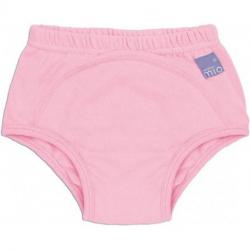 BAMBINO MIO Učiace plienkové nohavičky Svetlo ružové 13-16kg