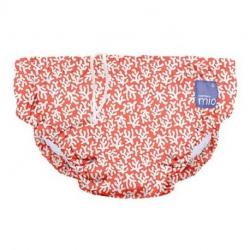 BAMBINO MIO Kúpacie nohavičky, detské plavky Coral Reef veľ. L