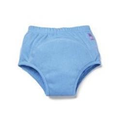 BAMBINO MIO Učiace plienkové nohavičky Modré 16 a viac kg