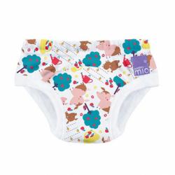 BAMBINO MIO Učiace plienkové nohavičky puddle pigs 13-16kg