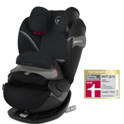 Cybex Pallas S-Fix deep black
