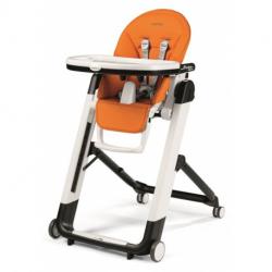 PEG-PEREGO Siesta Follow Me jedálenská stolička arancia