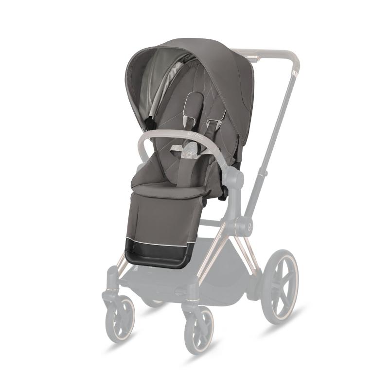 CYBEX Poťah Priam Seat Pack soho grey