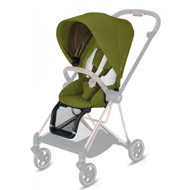 CYBEX Mios Seat Pack Poťah khaki green