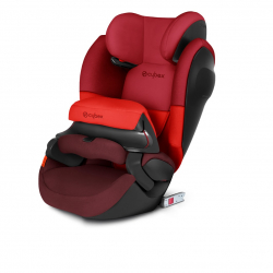 Cybex PALLAS M-FIX SL New rumba red