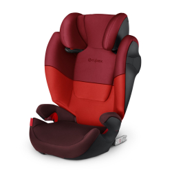 Cybex Autosedačka Solution M-fix rumba red