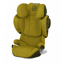Cybex Solution Z i-fix PLUS mustard yellow
