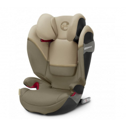 Cybex SOLUTION S-FIX classic beige