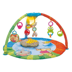 CHICCO Hracia deka Bubble Gym