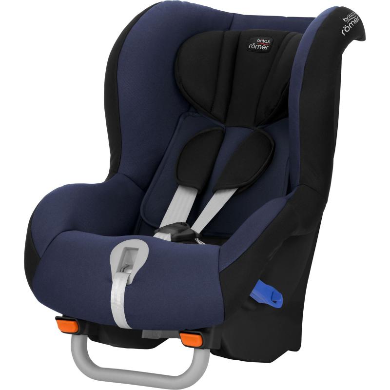 BRITAX-ROMER MAX-WAY Black 9-25kg Autosedačka Moonlight blue