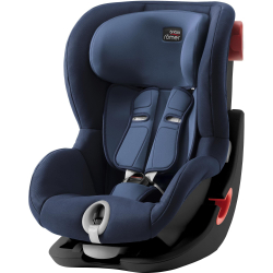 BRITAX-ROMER King II, black Moonlight Blue Autosedačka
