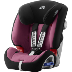 BRITAX-ROMER Multi-Tech III Wine Rose Autosedačka