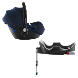 BRITAX-ROMER Baby-Safe 2 I-size+báza Moonlight Blue Autosedačka